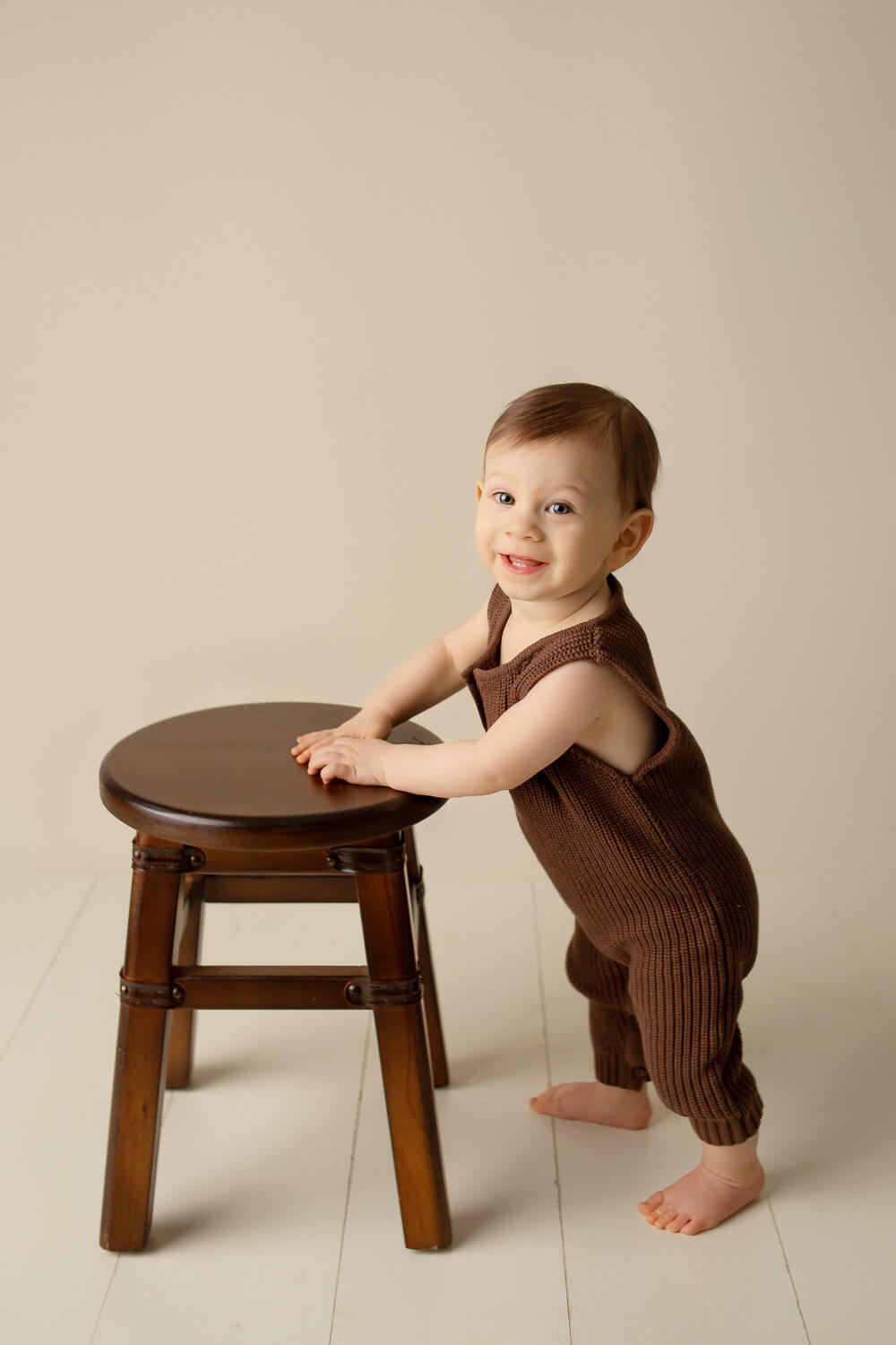 9 month old baby photoshoot