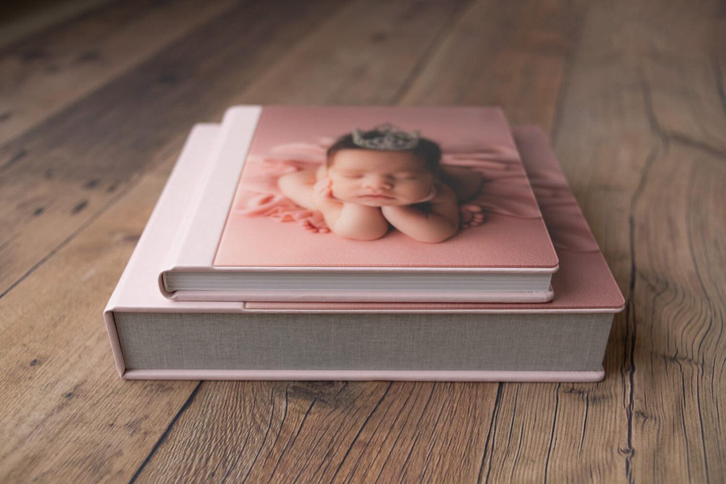 album of newborn baby